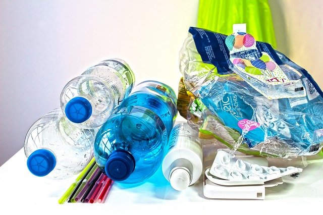 paper and plastic recycling